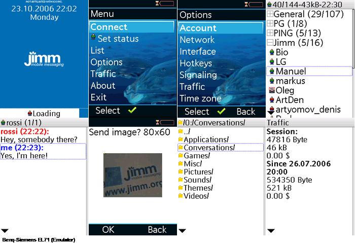 Jimm На Nokia